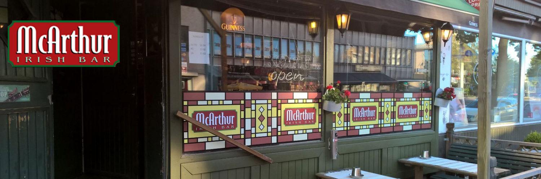 McArthur Irish Bar