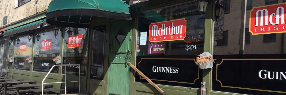 McArthur Irish Bar